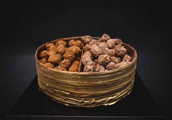 Čokoládový lanýž