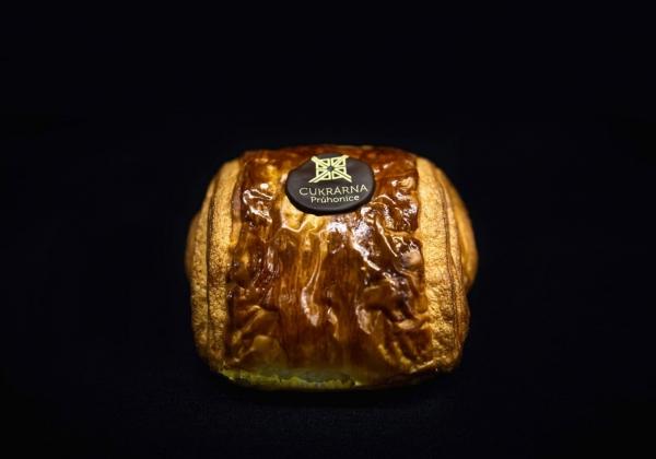 Pain au chocolat - s čokoládou Callebaut