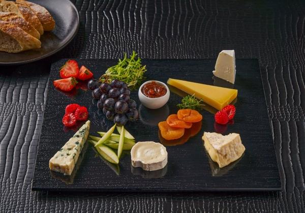 Assiette de fromages de France